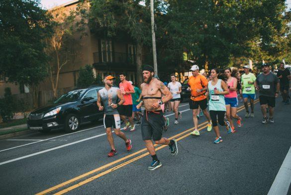 Running 17