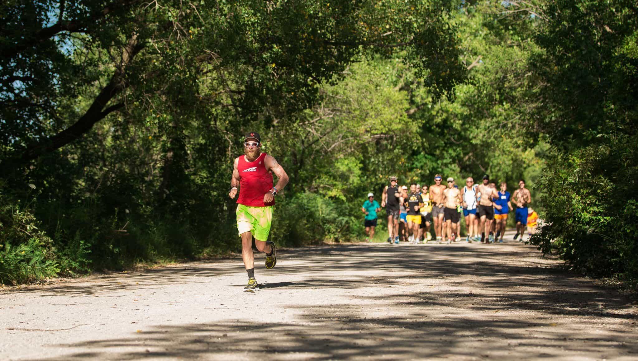 Running 19