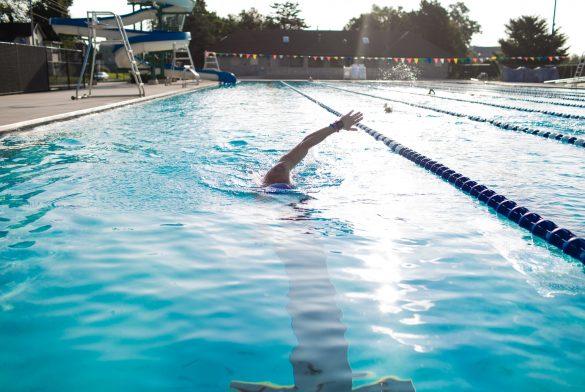 Swimming 8