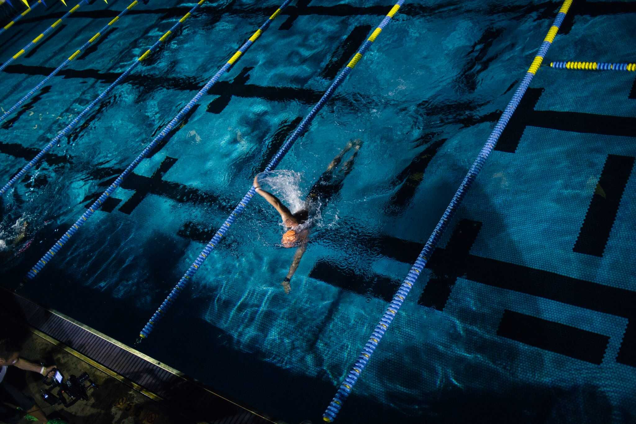Swimming 9